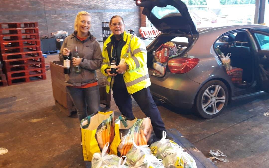 Morrisons Wakefields' Donation!