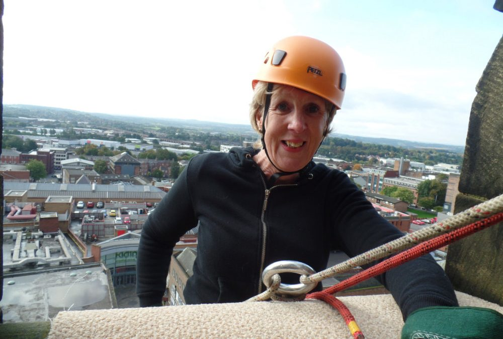 Charity Abseil – Wakefield Cathedral!