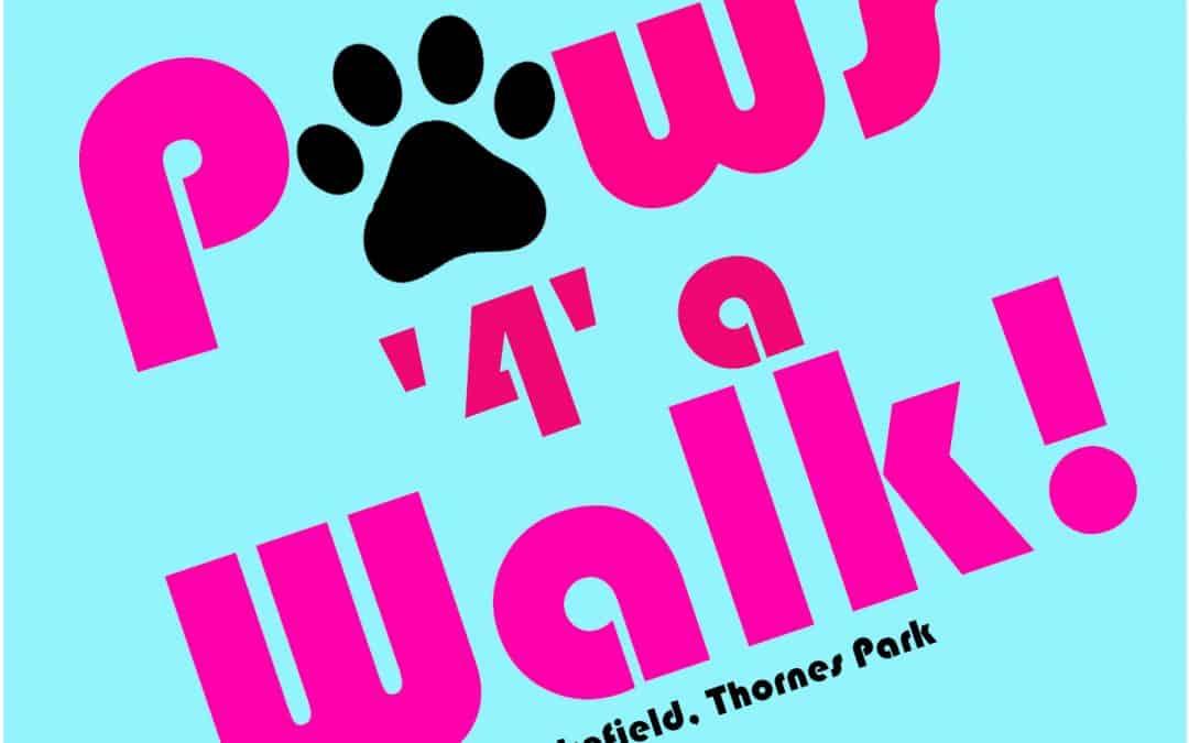 Paws 4 a Walk Wakefield Thornes Park